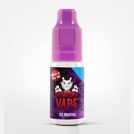 10x Vampire Vape Ice Menthol 10ML