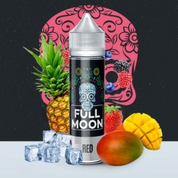 3x FULL MOON Red 50ML