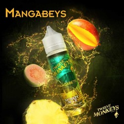 2x Twelve Monkeys MANGABEYS 50ML