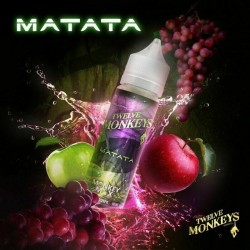 2x Twelve Monkeys MATATA 50ML