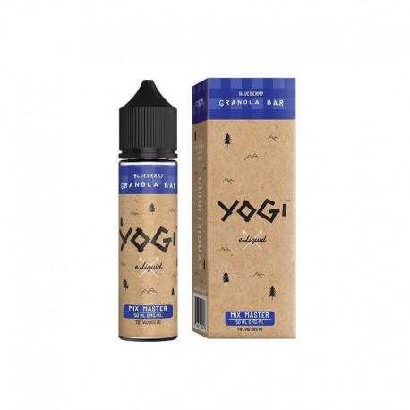 3x YOGI GRANOLA BAR BLUEBERRY 50ML