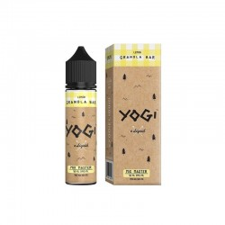 3x YOGI GRANOLA BAR LEMON 50ML