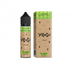 3x YOGI GRANOLA BAR APPLE CINNAMON 50ML