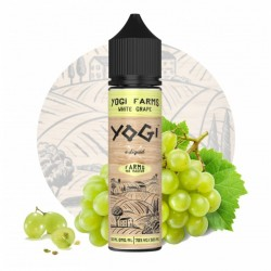 3x YOGI FARMS WHITE GRAPE 50ML