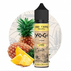 3x YOGI FARMS PINEAPPLE 50ML