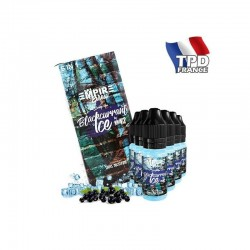 6x EMPIRE Brew BLACKCURRANT ICE 10ML