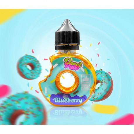 3x DONUT PUFF BLUEBERRY 50ML