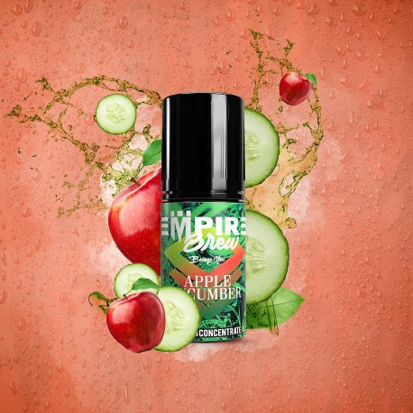3x Concentré Empire Brew Apple Cucumber 30ML
