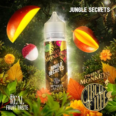 2x Twelve Monkeys Jungle Secret 50ML