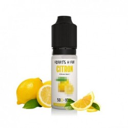10x Fruuits Citron 10ML