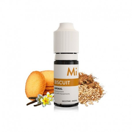 Biscuit 10ml - MiNiMAL FUU