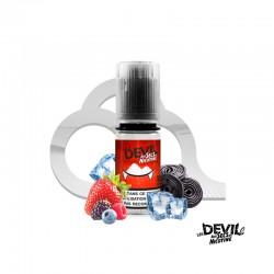 10x Red Devil 10ML Sel de Nicotine
