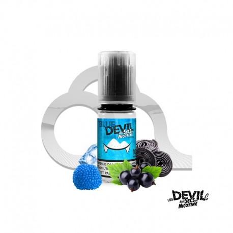 Sel de Nicotine Blue Devil 10ml - Les Devils by Avap