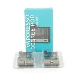 Cartouches VAPORESSO Degree 2ml MESHED 0.6Ω (2pcs)