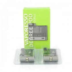 Cartouches VAPORESSO Degree 2ml CCELL 1.3Ω (2pcs)