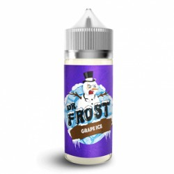 2x DR. FROST GRAPE ICE 100ML