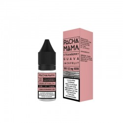 10x CHARLIE'S CHALK DUST STRAWBERRY GUAVA JACKFRUIT 10ML