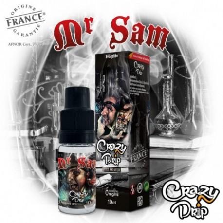 Crazy Drip Mr Sam 10ml