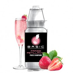 BordO2 BASIC FRAISE PÉTILLANTE 10ML