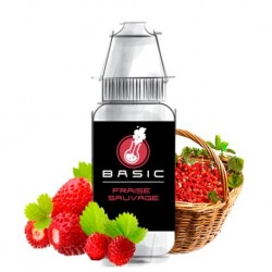 BordO2 BASIC FRAISE SAUVAGE 10ML