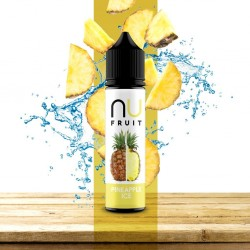 3x NU FRUIT Pineapple Ice 50ML