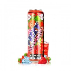 2x FIZZY JUICE Strawberry 55ML