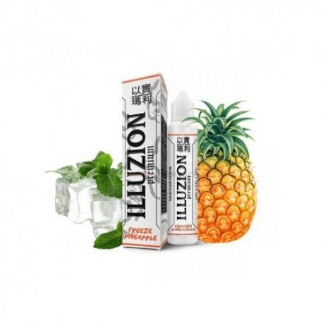 2x ILLUZION Freeze Pineapple 50ML