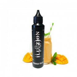 2x ILLUZION Mango Milk 50ML