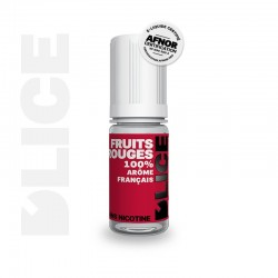 10x FRUITS ROUGES 10ML