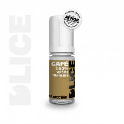 D'LICE CAFE 10ML
