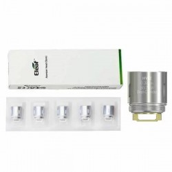 Résistances ELEAF HW2 Dual-Cylinder 0.3Ω Head (5pcs)