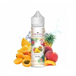 2x Abricot Pêche Ananas 50ML