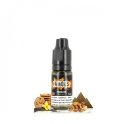 Eliquid France PREMIUM Famous booster 10ml