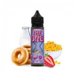 2x The One X Beard Vape Strawberry 50ML