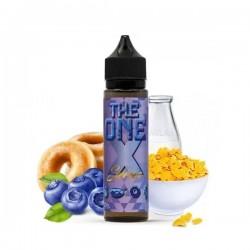 2x The One X Beard Vape Blueberry 50ML