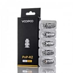 Résistances VOOPOO PnP R2 1.0Ω pour Vinci Pod (5pcs)