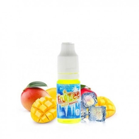 ELIQUIDFRANCE Fruizee Crazy Mango 10ml