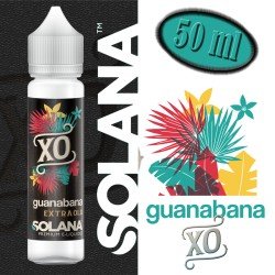 3x GUANABANA XO EXTRA OLD 50ML