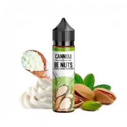 2x Cassadaga Liquids Cannoli Be Nuts 50ML