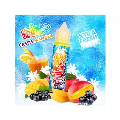 ELIQUID FRANCE Fruizee CASSIS MANGUE 50ML