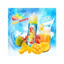 2x CRAZY MANGO 50ML