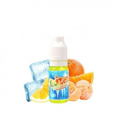 Booster Citron Orange Mandarine 10ml