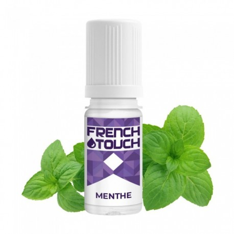 FRENCH TOUCH MENTHE 10ML
