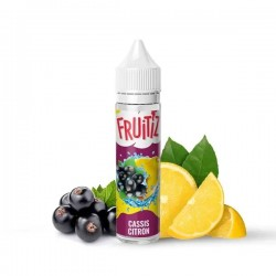 2x FRUITIZ Cassis Citron 50ML
