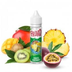 2x FRUITIZ Fruits Exotiques 50ML