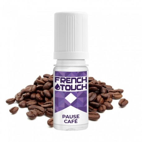 FRENCH TOUCH Pause Café 10ML
