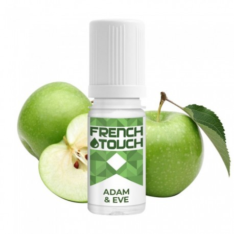 FRENCH TOUCH Adam & Eve 10ML