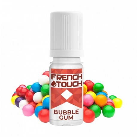 FRENCH TOUCH Bubble Gum 10ML