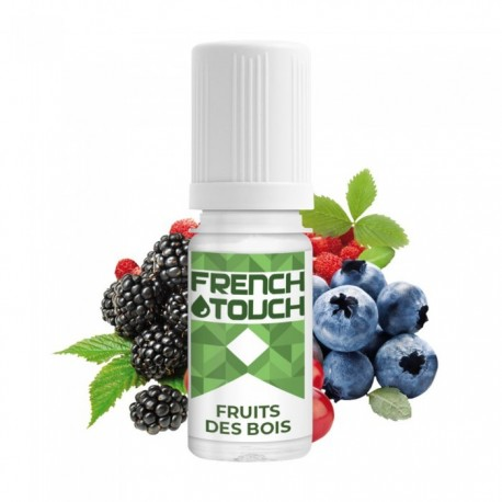 FRENCH TOUCH Fruits Des Bois 10ML