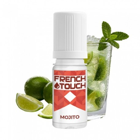 FRENCH TOUCH Mojito 10ML